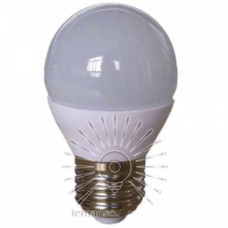 Лампа Lemanso світлодіодна 5W G45 E27 400LM 175-265V / LM240 Lemanso - 1