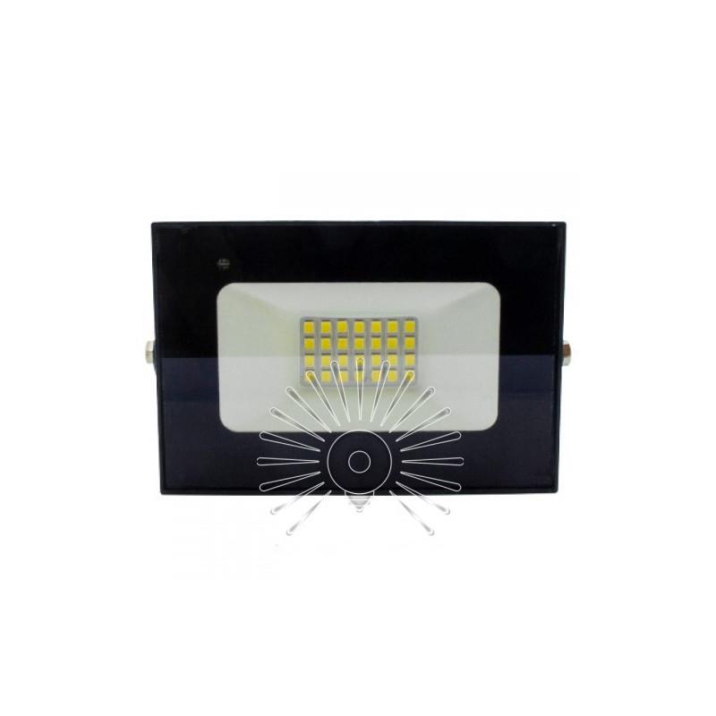 Прожектор Lemanso LED 10W 6500K IP65  з датч./ LMPS71-10 Lemanso - 3