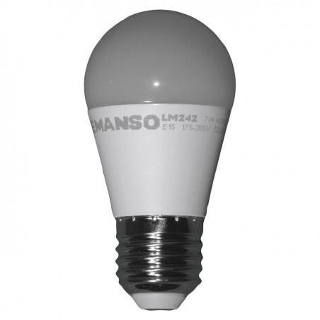 Лампа Lemanso светодиодная 7W G45 E27 520LM 4000K 175-265V / LM242 Lemanso - 1