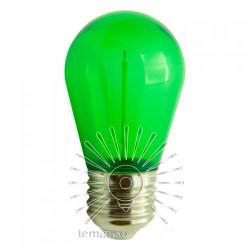 Лампа Lemanso світлодіодна 1W S14 E27 230V кольорова / LM3078 Lemanso - 3