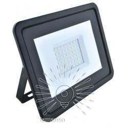 Прожектор LED 20w 6500K IP65 1440LM LEMANSO черный с микров. датчиком / LMPS16-20 Lemanso - 1